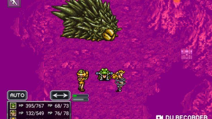 【レトロゲーム実況】スマホ版・クロノトリガー 名作RPGがスマホで遊べる#56 この操作性で死の山1