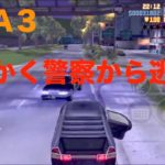 【GTA3ゲーム実況】番外編#1:手配度あげてカーチェイス