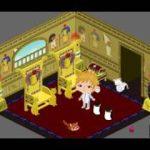 エジプト部屋でペットと遊ぶ [アメーバピグ/Ameba Pigg]