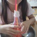 EQWELっ子 小学生コースSTEP1 ペットボトルの水の実験
