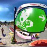 360度VR4K映像 ペットと乗れる遊園地 ペット可 富士急ハイランド④ リサとガスパールタウン