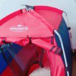 シニア犬 トイプードル ペット用テント