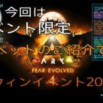 第四弾《ハロウィンイベント2020コマンド:イベント限定ちびペット》ARK SURVIVAL EVOLVED[アーク:PS4版]:【アークvol.4】