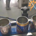 ココナッツジュース/飲料/コーヒー飲料缶シーリングマシン製造,アルミ缶シーラー設備